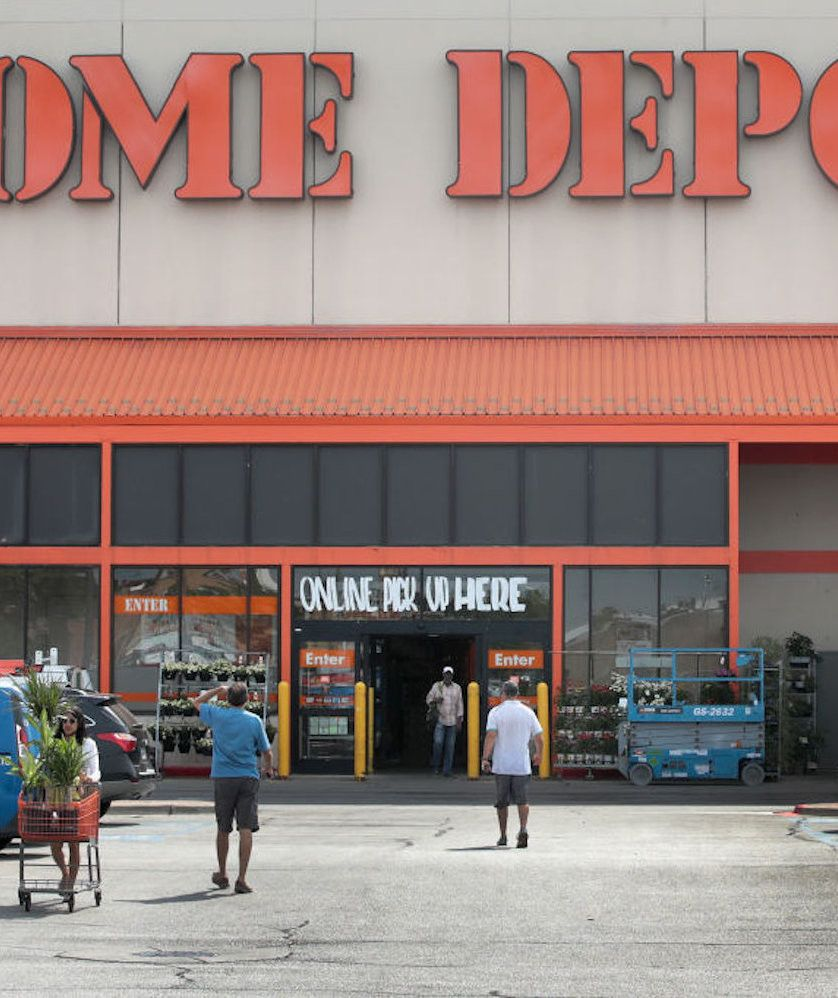 home depot bought the company store and it s about to on home depot paint sale id=43053