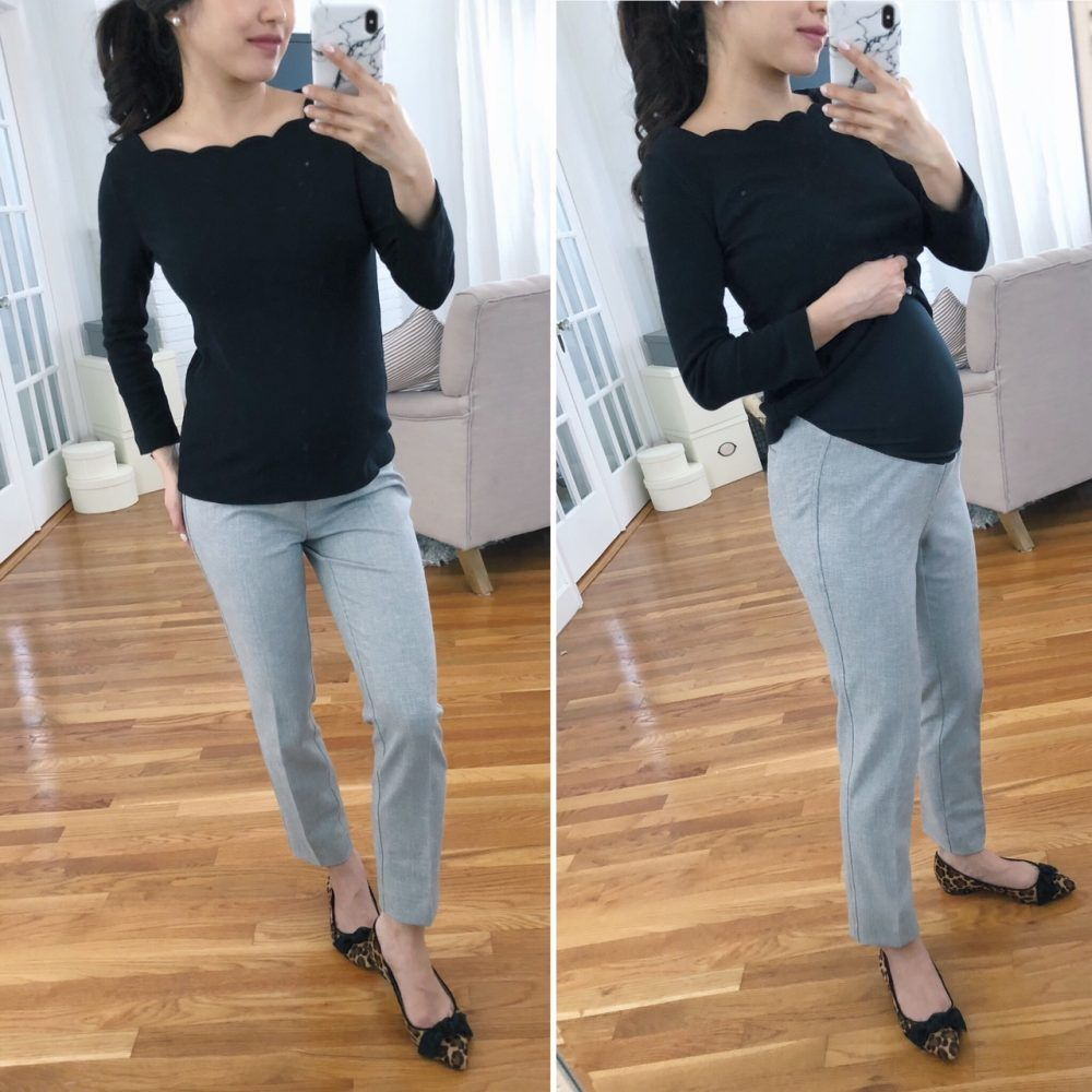 Pin On Maternity Outfit Inspo