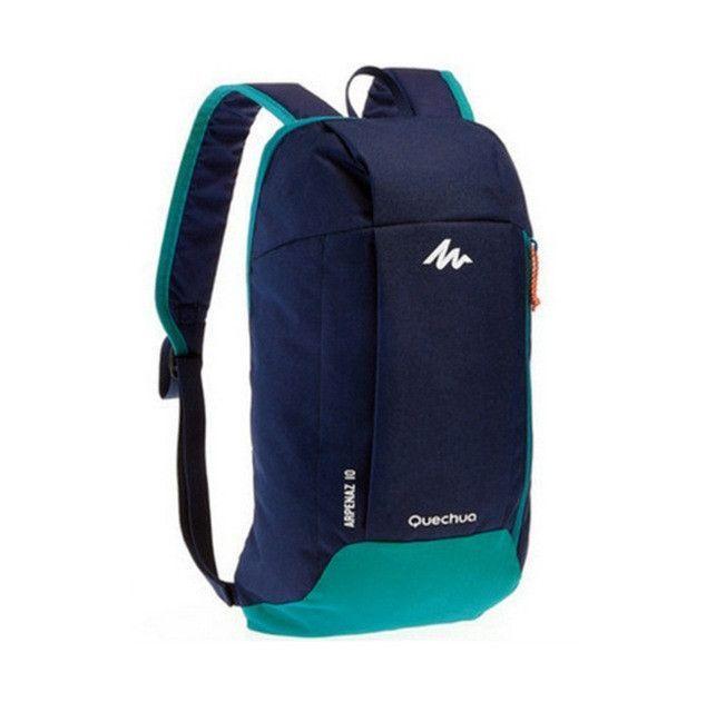 d8705e8fa223 10L Nylon Mini Backpack Women Lightweight Bag School Patchwork Letter Printing  Backpacks Female Waterproof Travel Rucksack L802