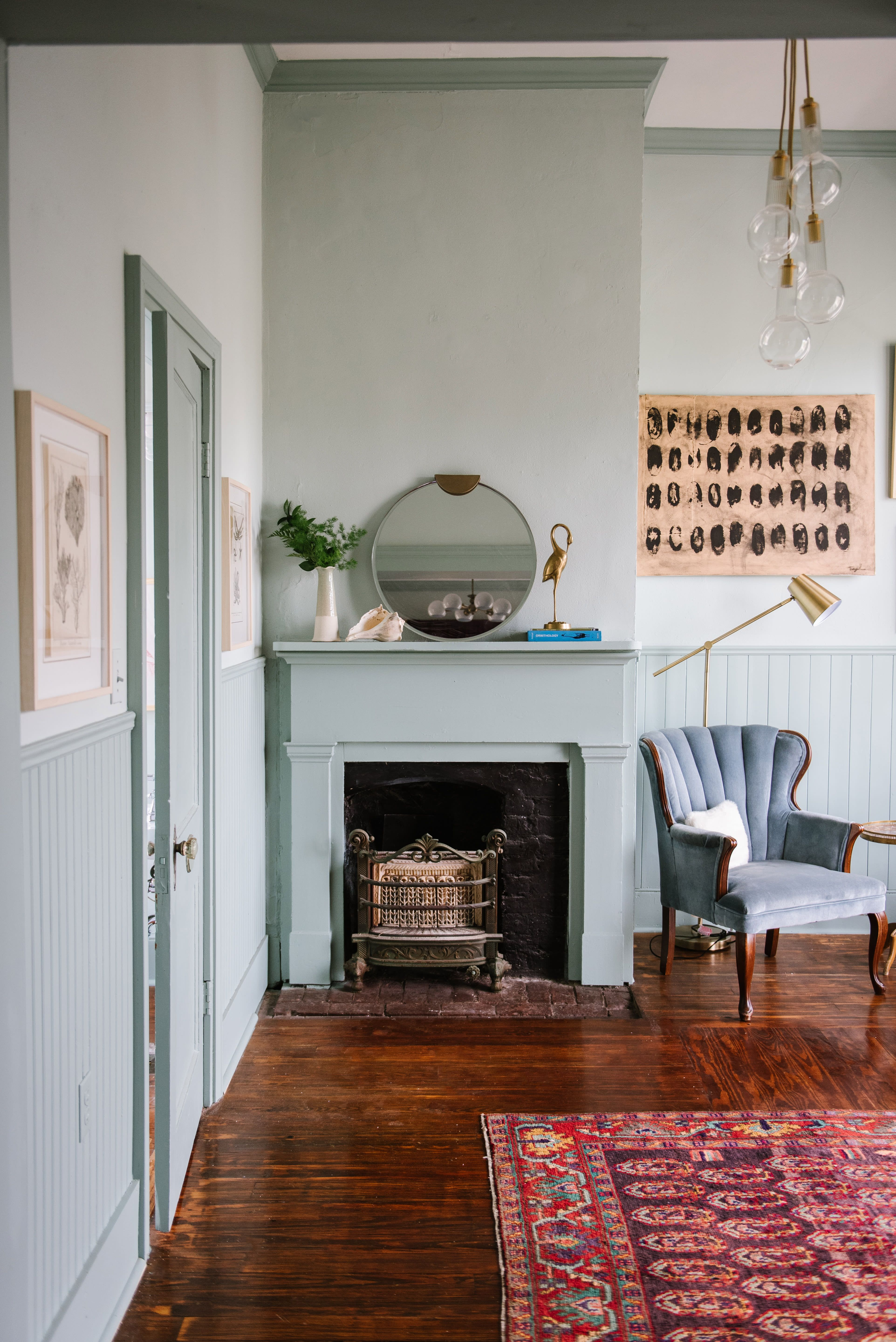 A Historic 1800 Texas Home Gets A Second Life As A Bed Breakfast