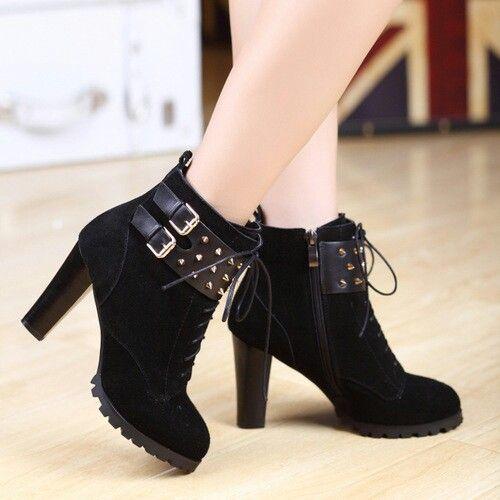 Rockstar shoes | Boots, Shoes, Punk shoes