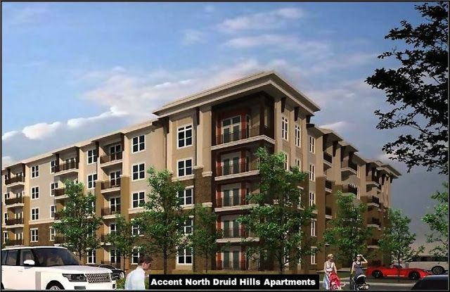 Accent North Druid Hills Apartments In Atlanta Reviews Apartment