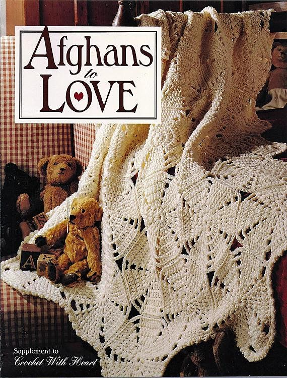 Pin by AnnaClaire Piersiak on blankets and afghans | Pinterest ...
