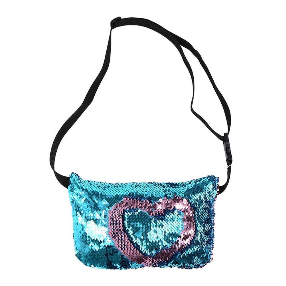 ff273be474 Reversible Sequin Handbag Women 2017 Summer Small Messenger Clutch Purse  Mermaid  ReversibleSequinChina  MessengerCrossBody