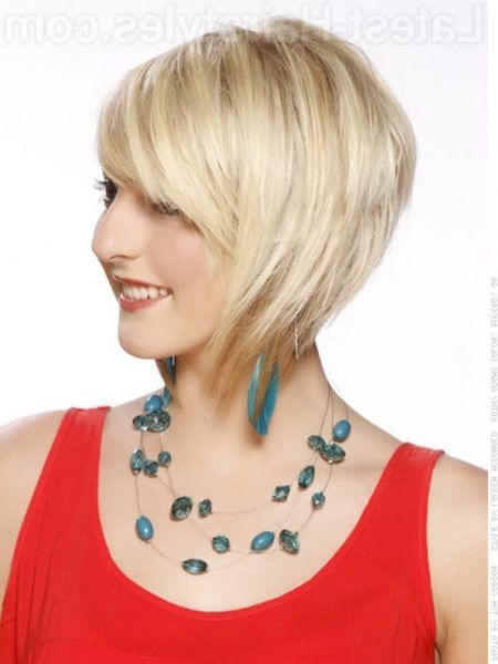 11 Chin Length Bob Hairstyles That Are Absolutely Stunning In Elegant As  Well As Gorgeous Stacked