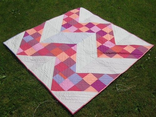 I want to make a quilt so bad