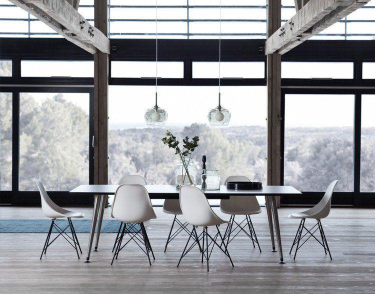 Salle à manger moderne 112 idées du0027aménagement réussi Tables