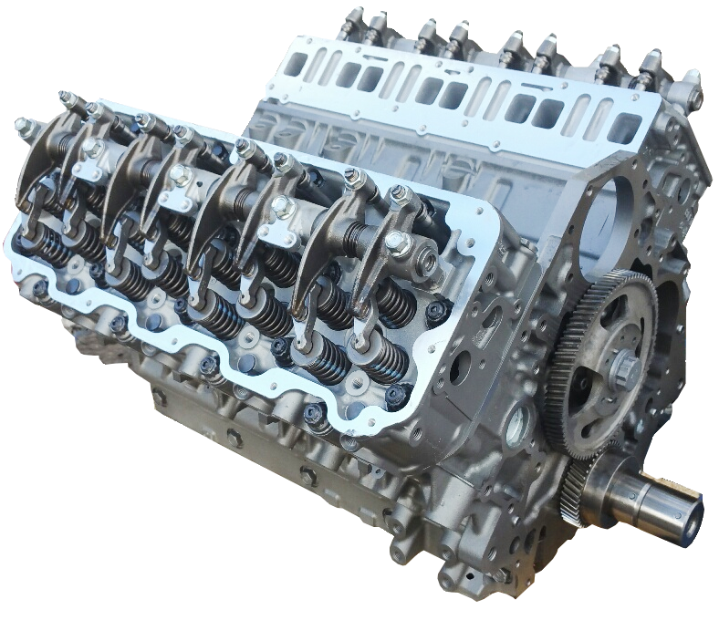 GM 6.6L DURAMAX LLY REMANUFACTURED LONG BLOCK Engines
