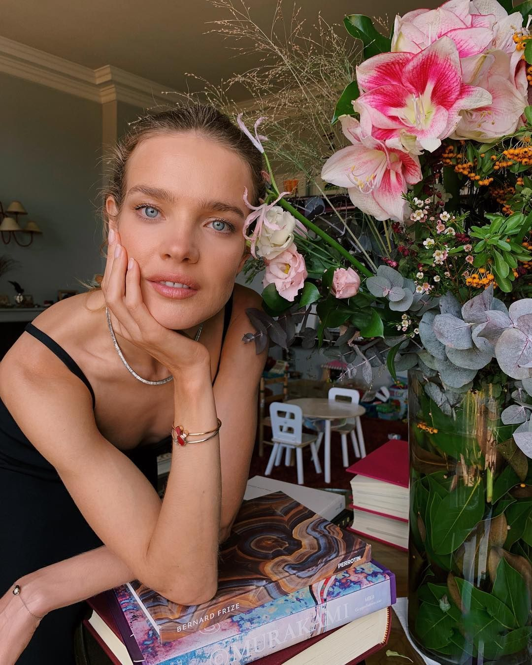 Beauty writer Tanya Akim shares her traditional Russian beauty