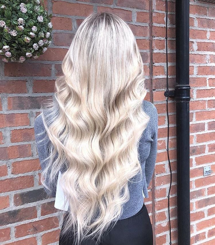 Pin By Kajza On Cheveux Beauty Works Hair Extensions Barbie Hair Hair