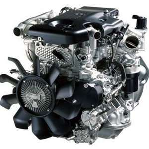 Isuzu 4JJ1-TCS Diesel Engine - The 4JJ1-TC diesel engine is