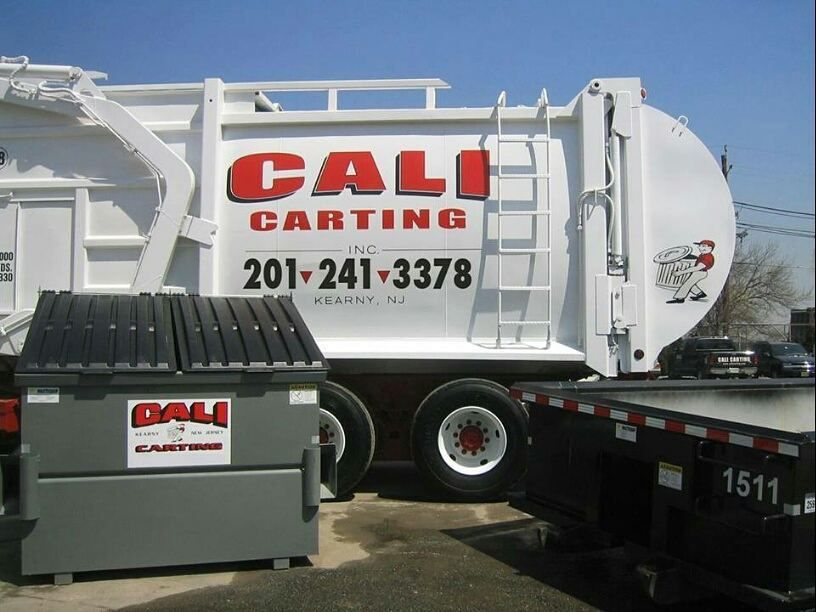 Cali carting is the solution for all of your recycling