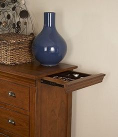 Secret Drawer Compartment In Furniture Secret Compartment