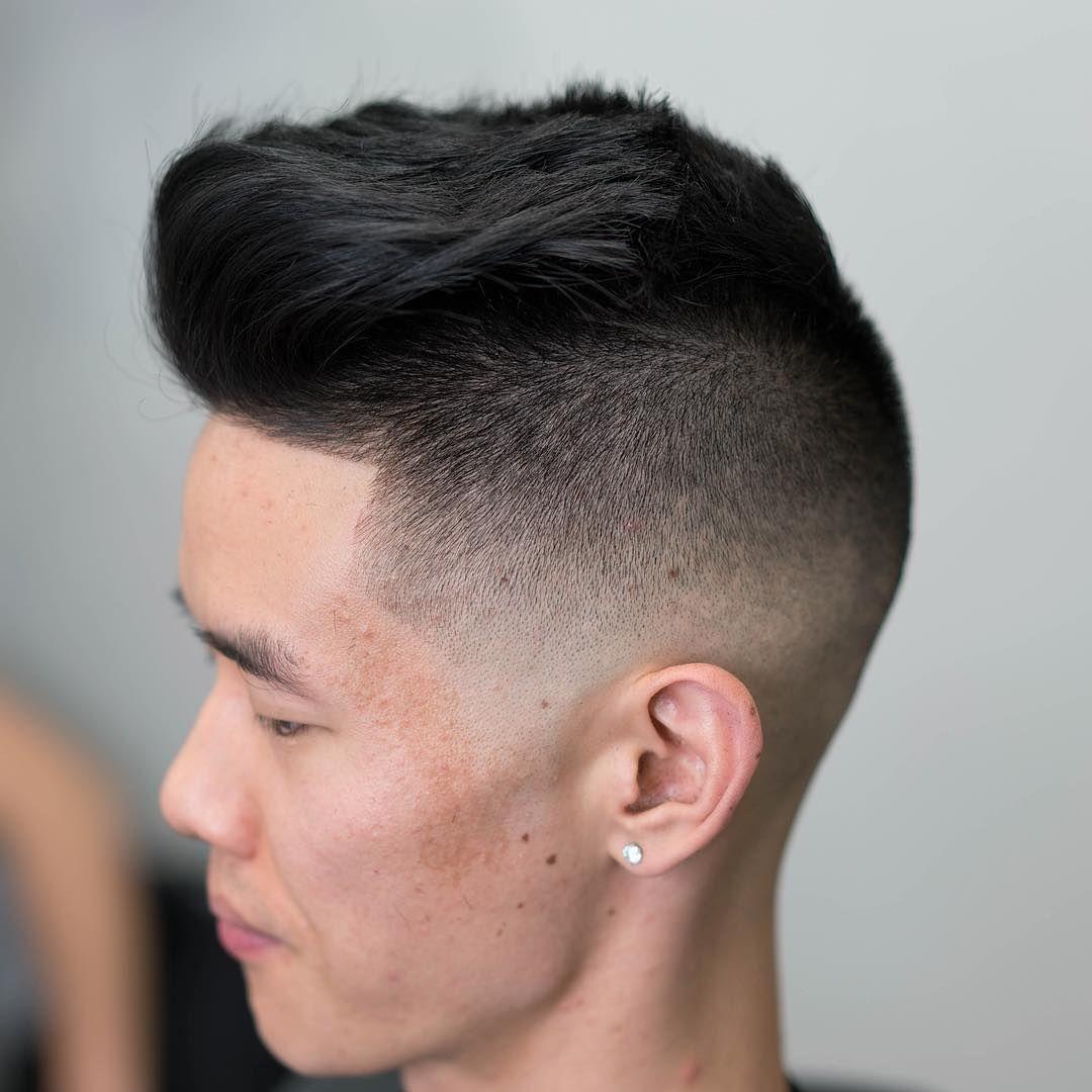 Shaved sides mens haircut rasierte seiten haarschnitte haarschnitte rasierte seiten  mens