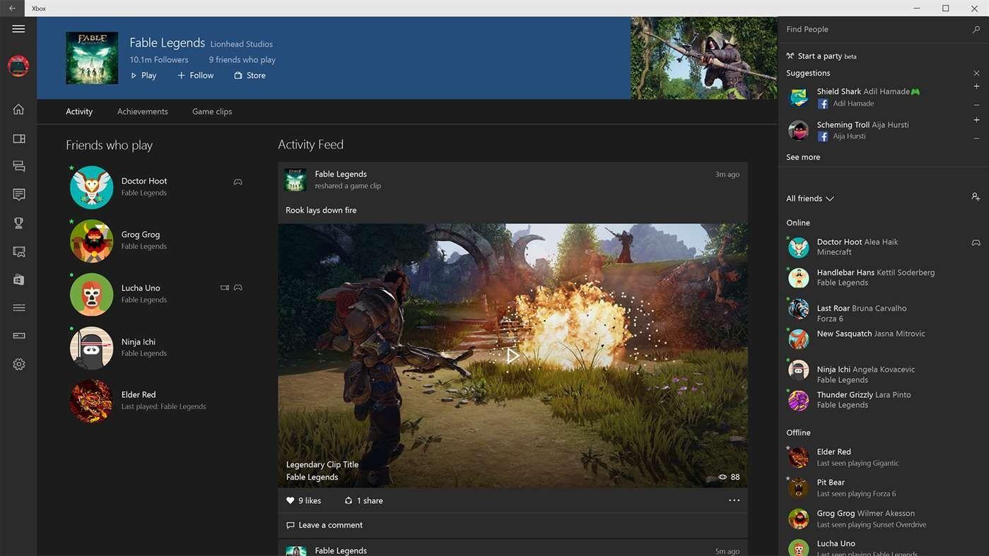 . Microsoft Announces Xbox Console Companion for Windows