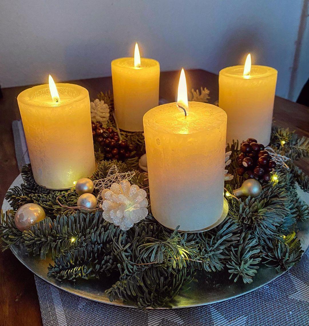 Habt Einen Schonen 4 Advent Weihnachten