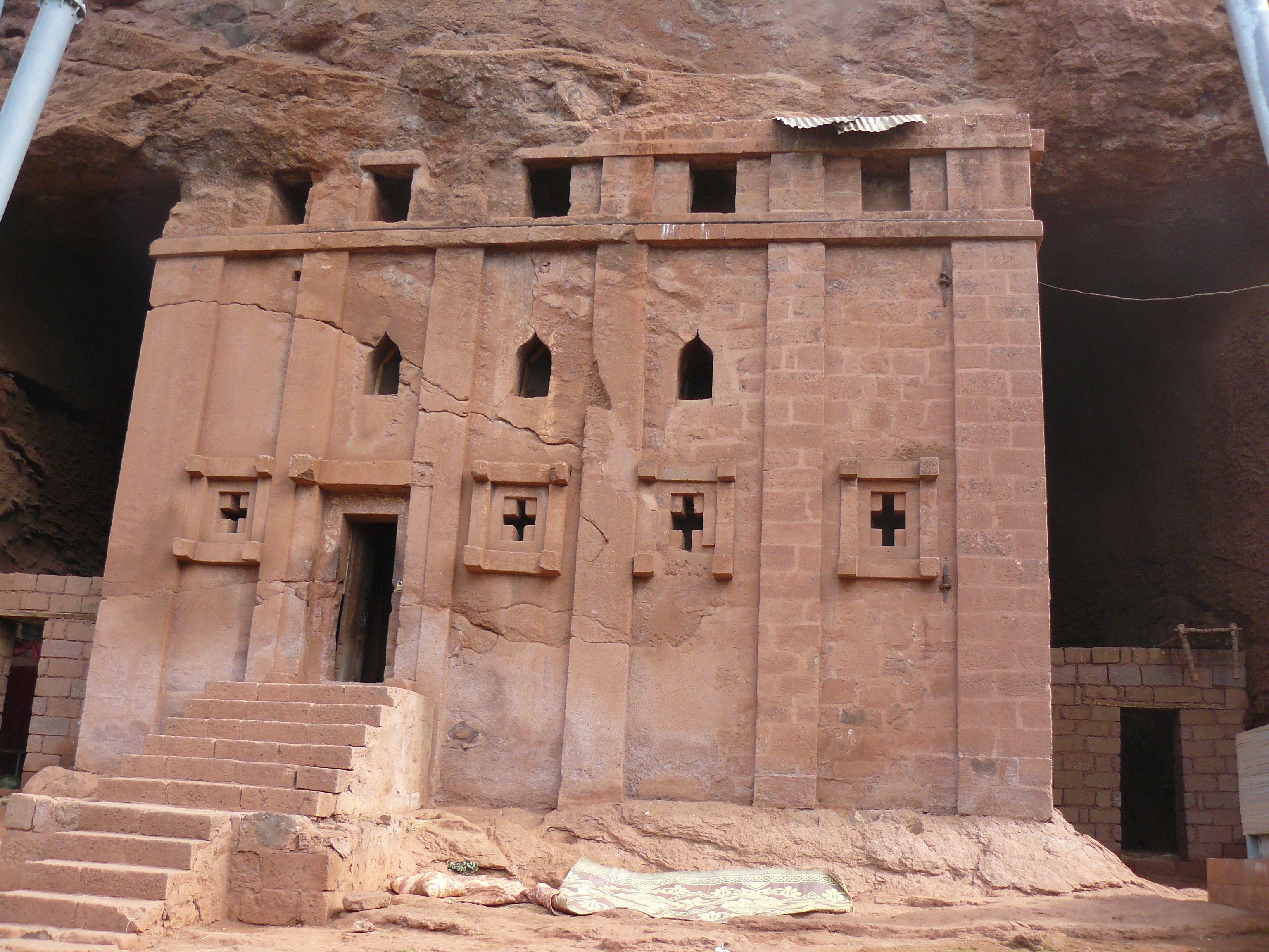 Rock Temples Ethiopia Lalibela
