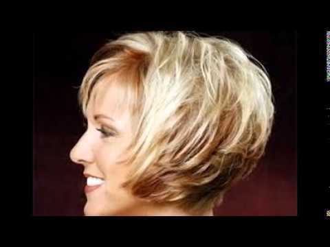 Short Hair Cuts For Women Over 50 With Fine