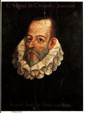 Una Nueva Biografia De Cervantes Intenta Explicar Como Nace El