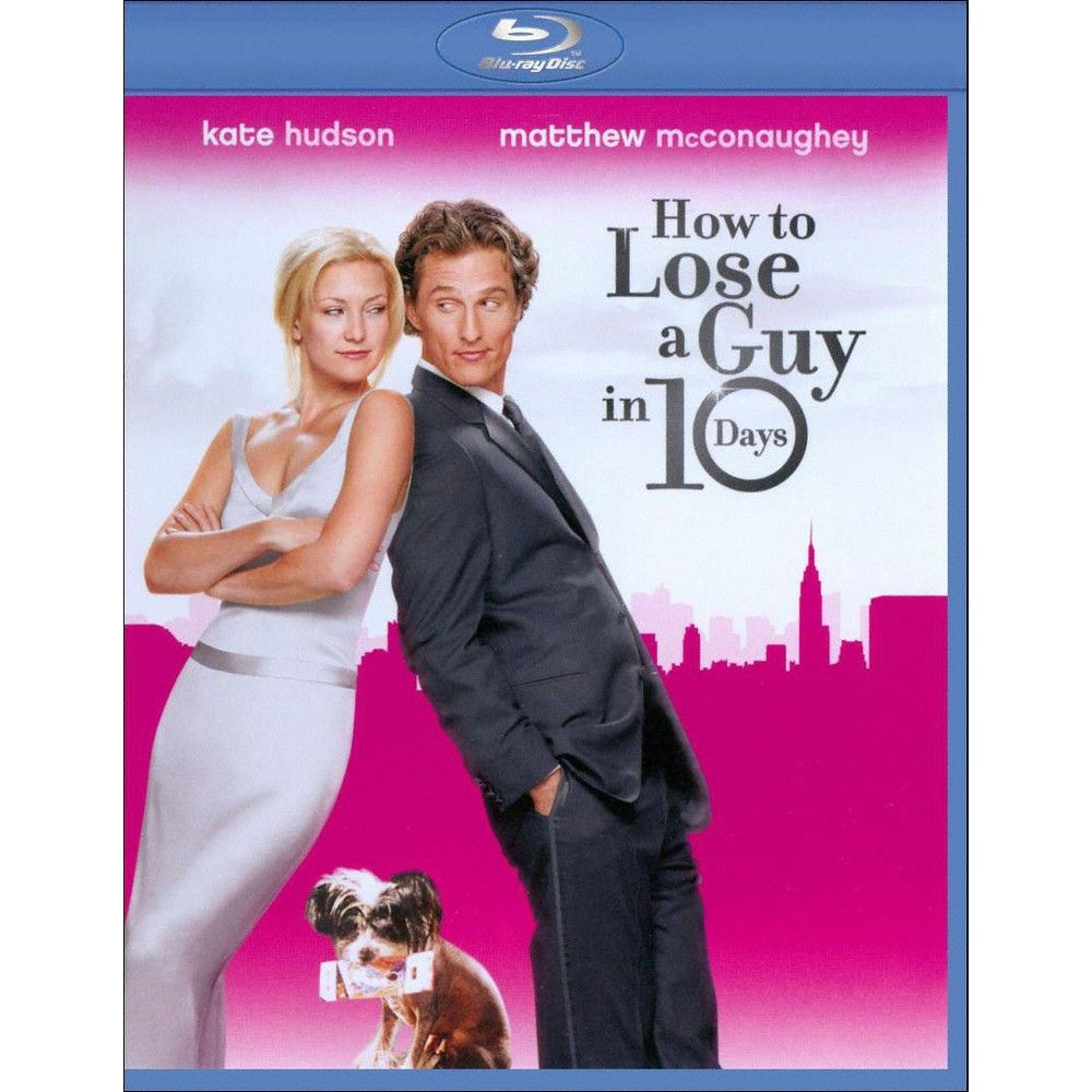 How to lose a guy in 10 days matthew mcconaughey kate