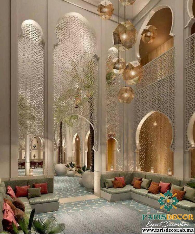 décor hotel % marocain | Déco marocaine, Décoration marocaine, Deco maroc