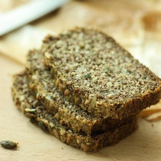 Sharing from Chloe Moir Nutrition // Bread. The food people miss the most when they cut out processed and gluten-laden food from their diet. Lucky for us there are now many different healthy flour alternatives available and some delicious nutritious loaves of bread to be baked! This Paleo grain-free bread is made with ground almonds and flaxseeds so it's full of good fats keeping you full and nourished for hours. Click here for the recipe: http://bit.ly/1YPHRkV  #FitFam #HealthyRecipe…