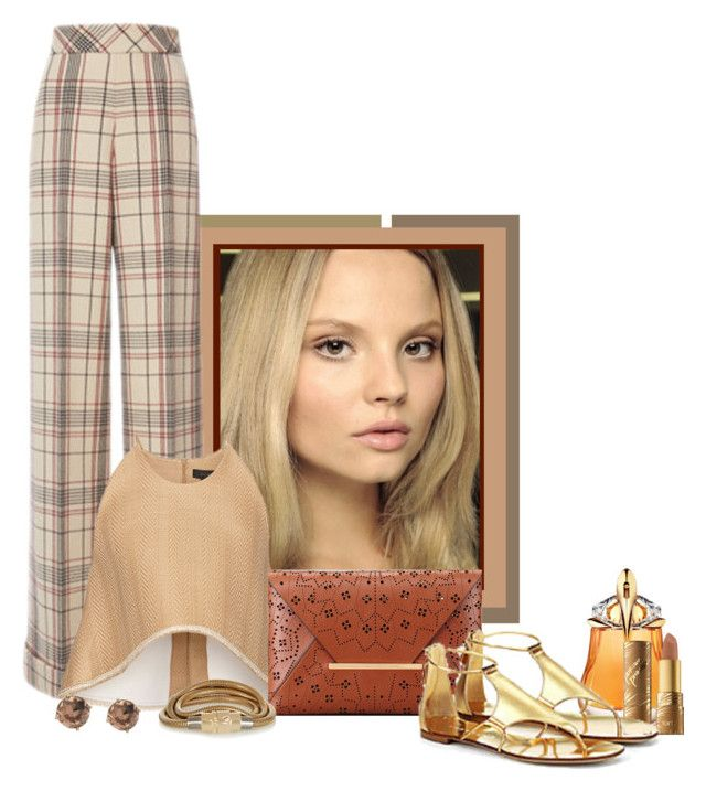 """""""nude"""" by sem-toledo ❤ liked on Polyvore"""