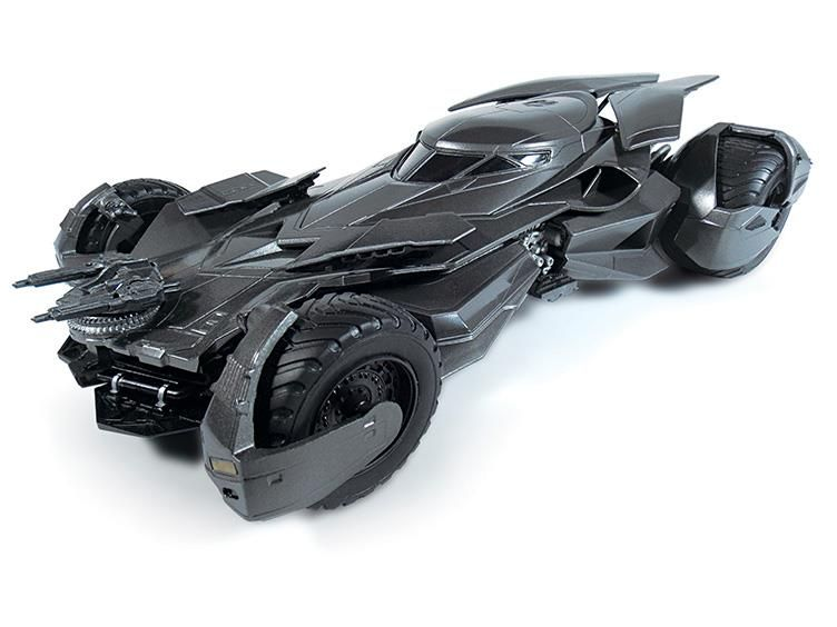 Batman vs Superman Dawn of Justice 1:25 Scale Batmobile ...