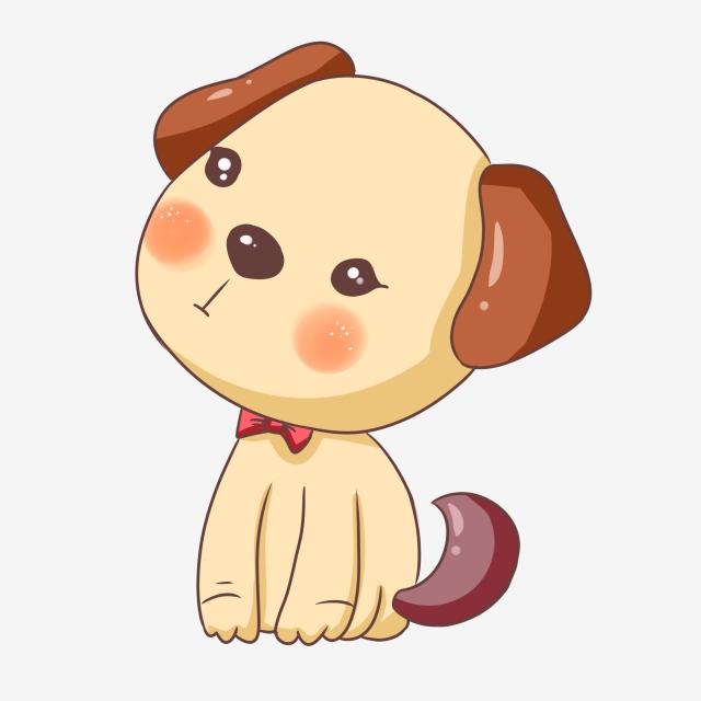 การ ต นหมาน อยส น ำตาล Png และ Psd Puppy Cartoon Cute Animal Clipart Cute Puppies