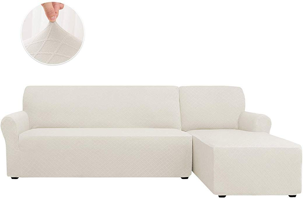 Polyester L Shape Sectional Sofa