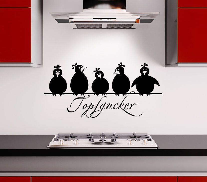 Küchen Wandtattoo Sprüche | Wandtattoo Diese Küche Ist ...
