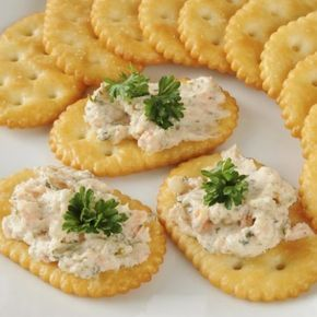 Photo of Festive SALMON DIP, ideal for an aperitif