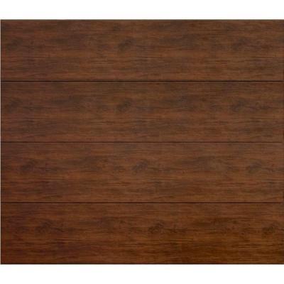 MODERN CONTEMPORARY FLUSH DESIGN WOOD GARAGE DOOR 16 X 7 home