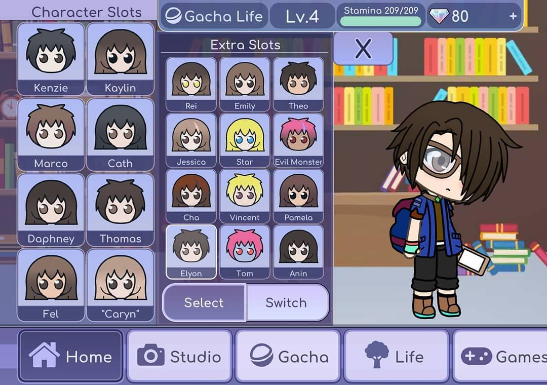 7dd7ac9b9c17b82443dd6970f2427390 - How To Get More Character Slots In Gacha Life
