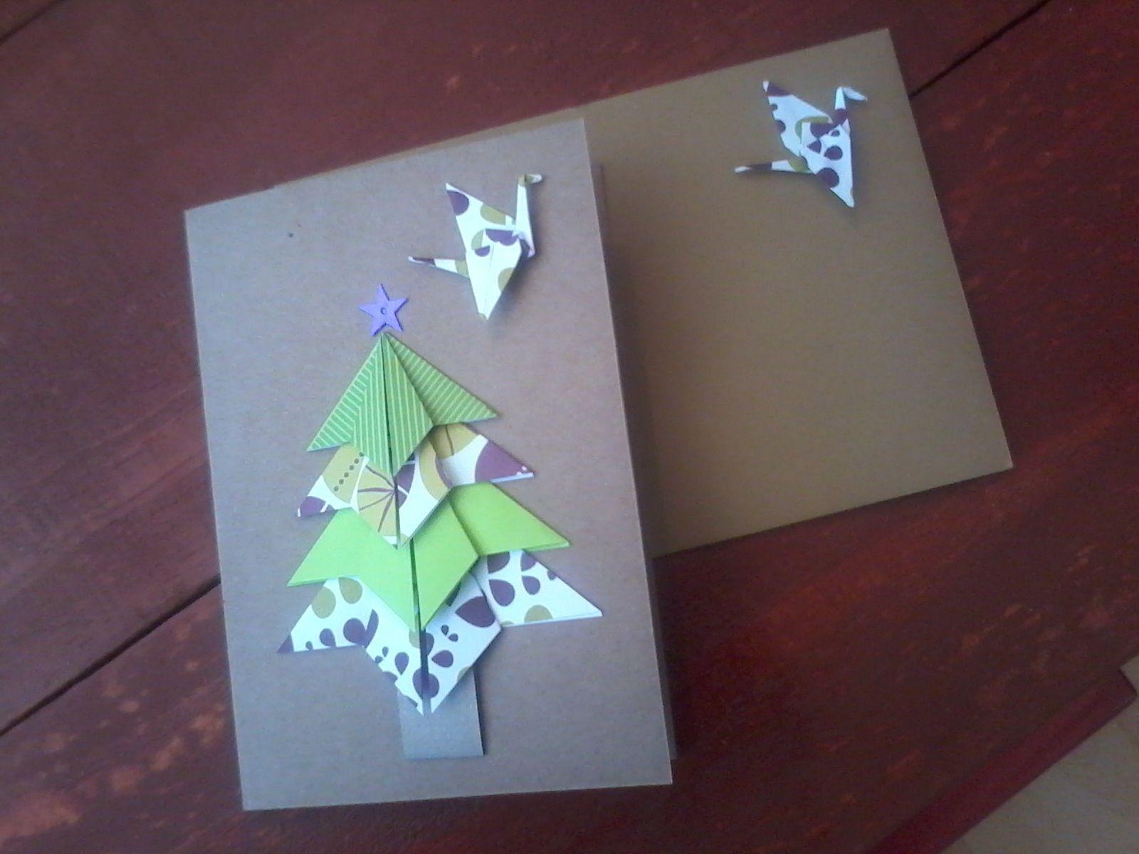 tarjetas de navidad ARTESANALES - Pesquisa Google