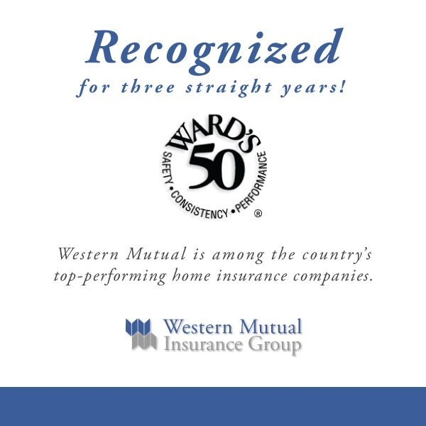 Western Mutual Has Been Named To Ward S Top 50 For Three