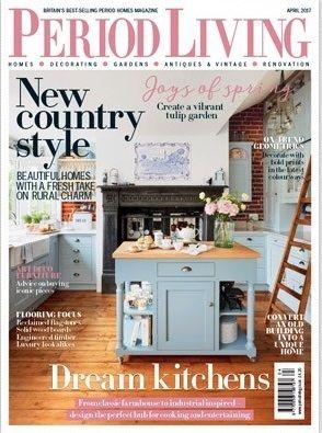 Period Living Magazine Chic Master Bedroom Shabby Chic Master Bedroom House And Home Magazine