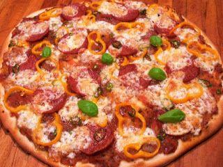 Itaiensk pizzadeig