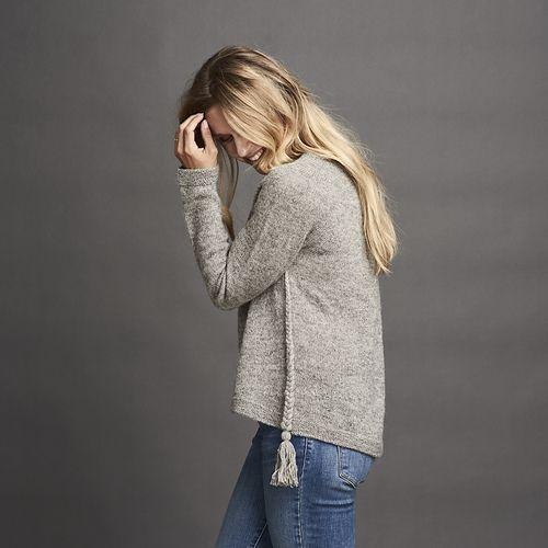 57335780f Dagmar sweater pattern by Katrine Hannibal