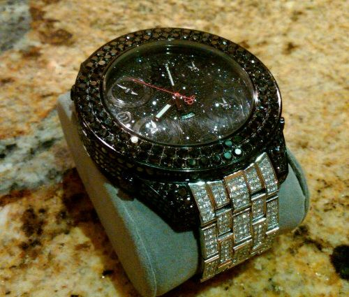 admiring work gucci you for great white of watch can today floyd and pin mayweather blinged stainless other this watches gold belt steel create out ap we