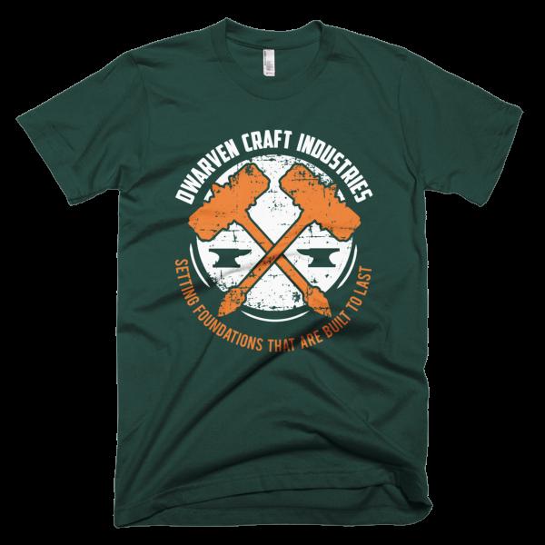 Dwarven Craft Industries Slim Fit Men's T-Shirt