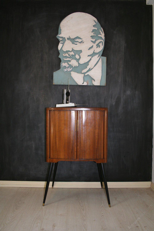 Antiques Atlas - Mid Century 1950s Cocktail Cabinet