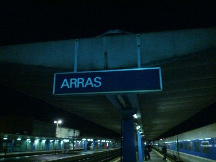 Gare SNCF d'Arras