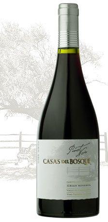 Vina Casas del Bosque - Casas del Bosque Pinot Noir Gran Reserva - Casablance Valley, Chili - Vinthousiast, Rupelmonde (Kruibeke) - www.vinthousiast.be