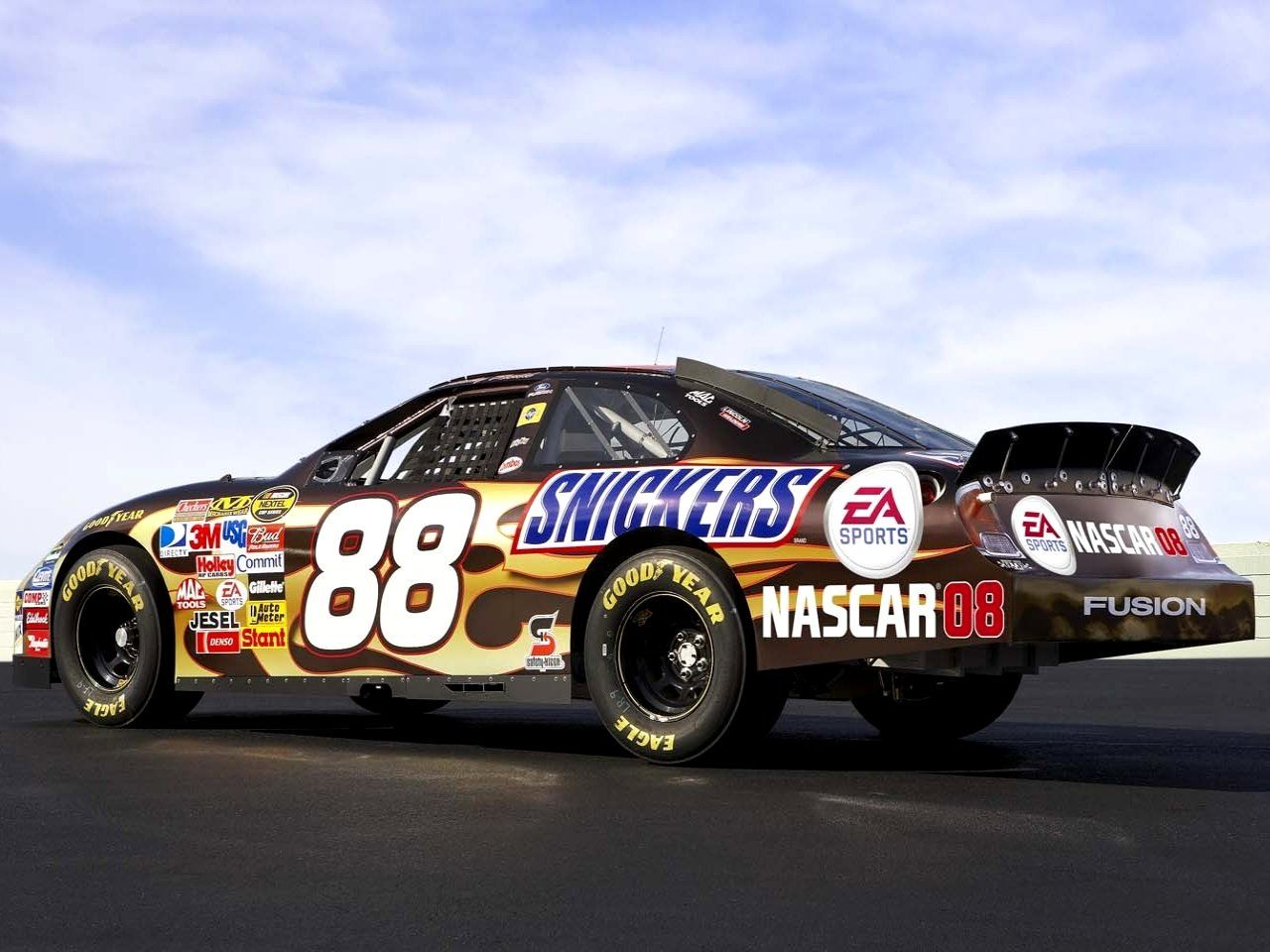 Auto Racing NASCAR Wallpaper Download