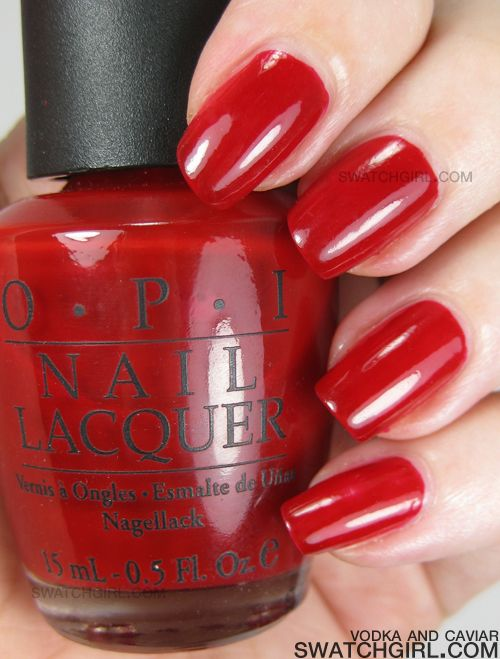 OPI Vodka and Caviar nail polish swatch and review | My style ...