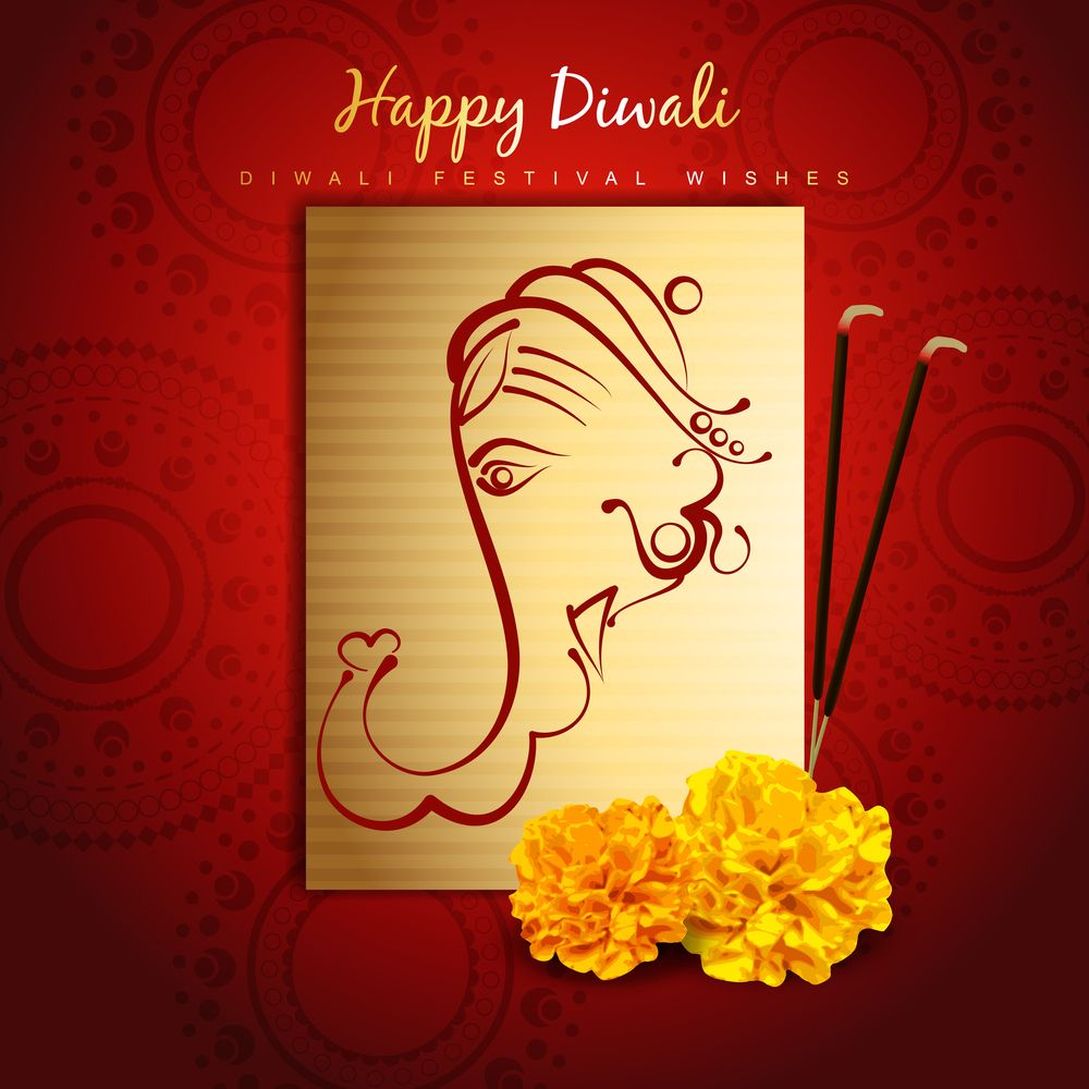Happy Diwali Greeting Cards Diwali Wallpapers Pinterest