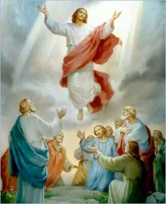Image result for the ascension of our lord