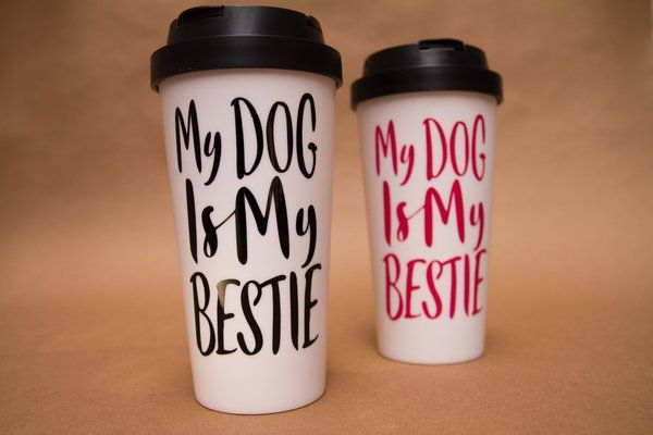 Travel My Mug From Dog Rescue Is Villalobos Center Bestie Pit RLcAjq345