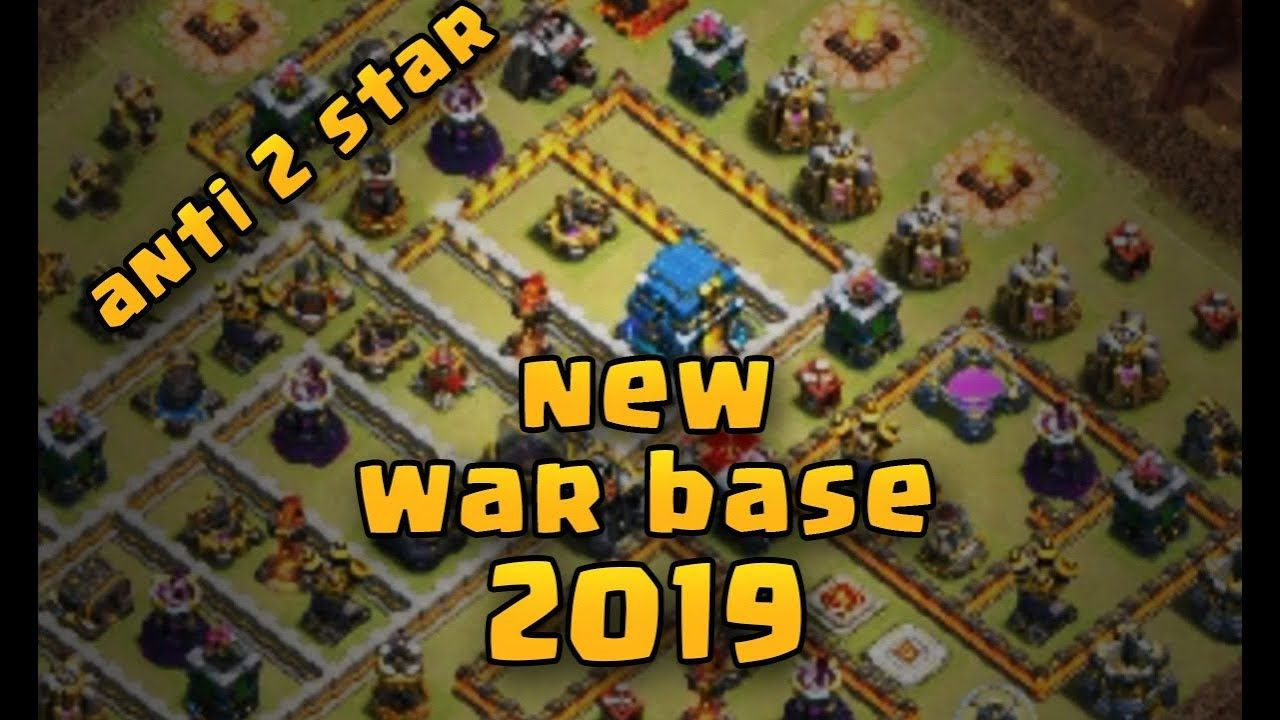 Base War Th 12 Terkuat 2018 2